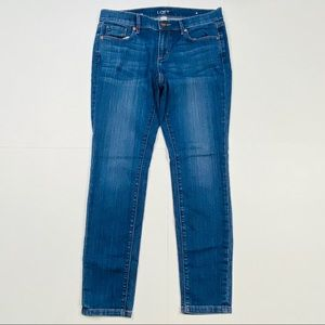 Ann Taylor LOFT Modern Skinny Jeans 6P Petite